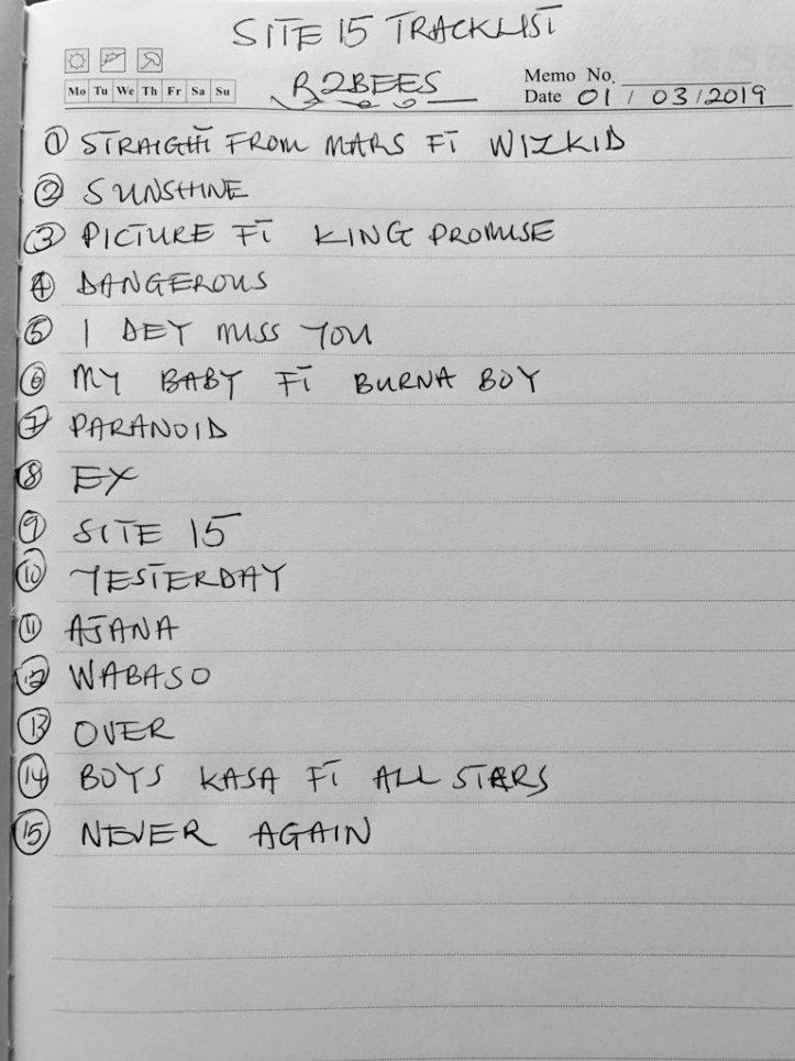 Listen Up : R2Bees Site 15 (Full Album) – Gh Trending News